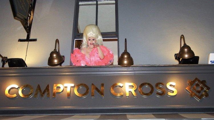 The Compton Cross