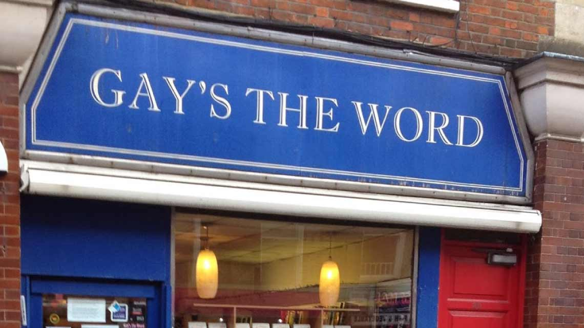 Gay's the Word, London