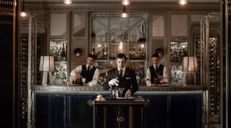 Connaught Bar at the Connaught