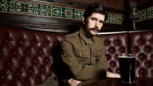 Ben Whishaw in The Man On The Platform, part of Queers (Old Vic / BBC Four)