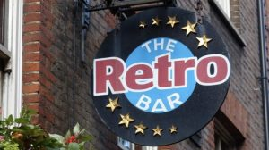 The Retro Bar