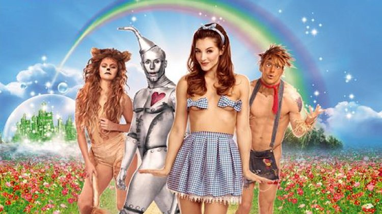 West End Bares 2017- Ruby Slippers