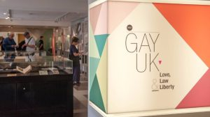 British Library - Gay UK: Love, Law and Liberty