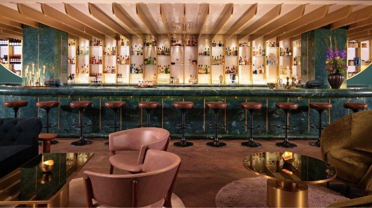Dandelyan at the Mondrian Hotel