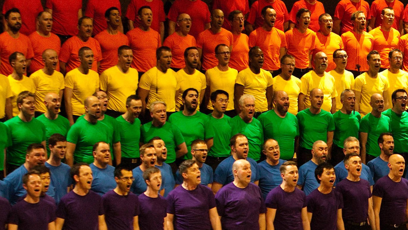 London Gay Men's Chrous (C) Michael Cheetham