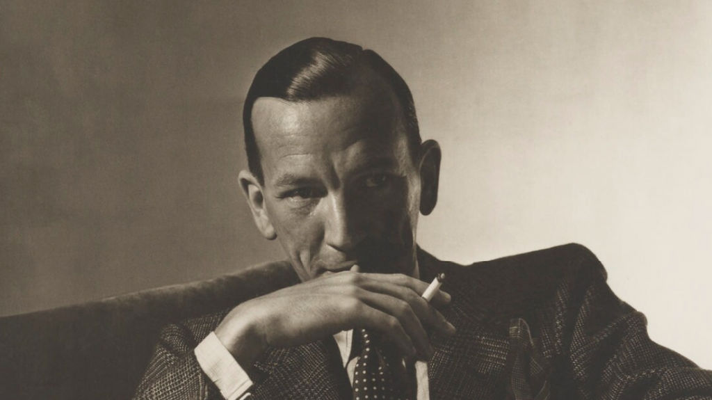 NOEL COWARD © Horst / National Portrait Gallery