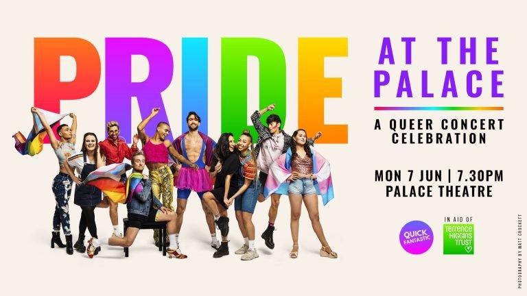 Pride at the Palace